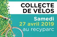 Collecte des vélos en bon état