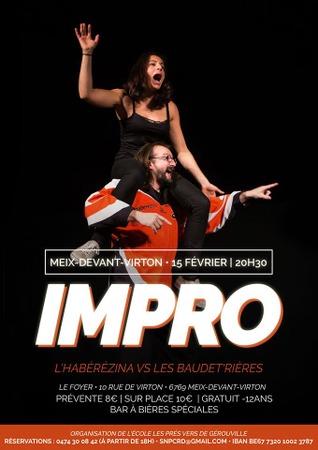 Meix-dt-Virton - Match d'impro